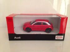 Audi A1 Rosso 1:43 Scala Rastar 58200 Nuovo