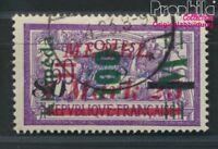 Memelgebiet 164 geprüft gestempelt 1923 Aushilfsausgabe (8984796