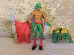 Mattel WWE Elite Collection Fernando Series 35 Wrestling Action Figure
