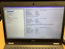 """Dell Latitude E7470 14"""" Laptop Core i5 6th Gen 8GB RAM => NO SSD/BATTERY FHD"""