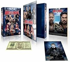 WWE Wrestlemania 32 - DVD Region 2