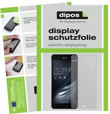 6x Asus ZenFone Ares ZS572KL Screen Protector Protection Anti Glare dipos