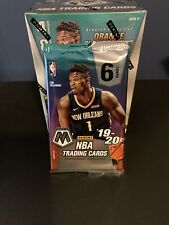 2019-20 Mosaic Single (1) 6-Card Pack Sealed From Cello Zion? Ja? 🔥🔥