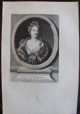 ANNE MARIE LOUISE D'ORLEANS DUCHESSE DE MONTPENSIER (1627-1693)
