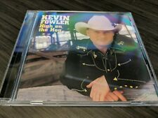 KEVIN FOWLER- High On The Hog - CD , Fast Shipping Texas Red Dirt Country