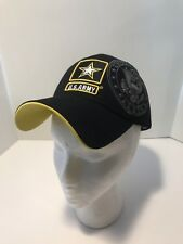 U. S. Army Embroidered Adjustable Baseball Cap With Free Shipping