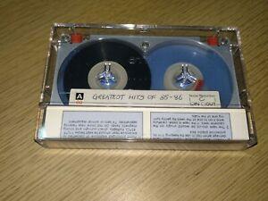 TDK MA-R 60 METAL Vintage Audio tape cassette position Type IV Used alloy frame