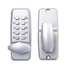 Digital mechanical code lock keypad password Door opening lock P4V2