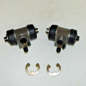 Pair of New Rear Brake Wheel Cylinders for MG MGB GT 1967-1980 GTs Only