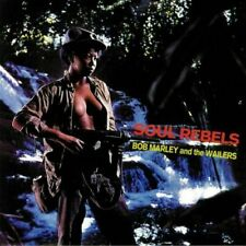 Bob Marley and the Wailers Soul Rebels Lp Vinile Ristampa