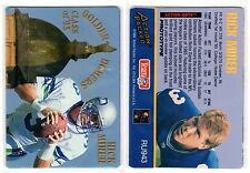 1X RICK MIRER 1994 Action Packed ##RU943 PROMO SAMPLE  PROTOTYPE Lots Available