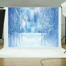 Frozen Ice World Backdrop Photography Props Photo Background Vinyl Us Novelty