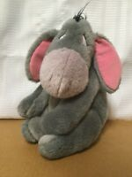 """Disney Eeyore Plush Stuffed Animal Whinnie The Pooh Character 11"""" Tall Toy"""