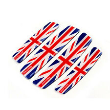 England UK Britain flag Badge AR DOOR BUMPER STRIP Decal Emblem Sticker For MINI