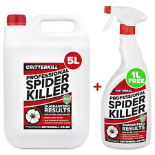 6L STRONG SPIDER KILLER SPRAY AEROSOL FLYING CRAWLING INSECT INSECTICIDE HOME