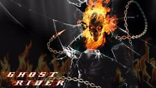 Ghost Rider Poster Length :800 mm Height: 500 mm SKU: 4151