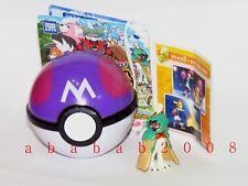 Takara Tomy Pokemon figure gashapon –   Decidueye with pokeball & sticker