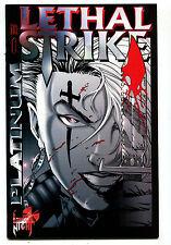 Lethal Strike #1 NM Platinum London Night Edition   CBX1G