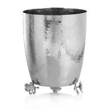 Michael Aram White Orchid Waste Basket