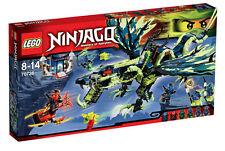 LEGO Ninjago 70736 Attack of the Morro Dragon - Masters of Spinjitzu