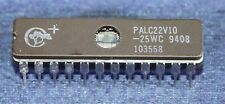 PALC22V10L-25WC Cypress UV Eprom CMOS PAL Device DIP-24 1PC