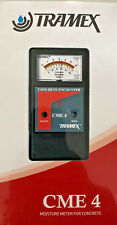 Moisture Meter For CONCRETE  - Tramex- CME 4