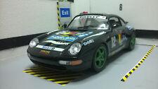 1/18 Pièces détachés Porsche 911/993 Bburago