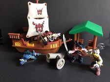 Disney Piratas Del Caribe Mickey Mouse Figuras De Acción