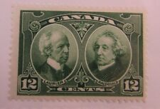 1927 Canada SC #147 LAURIER & MACDONALD MH stamp F-VF