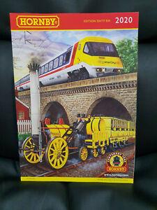 Hornby Centenary year Model Railway Catalogue 2020