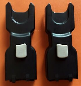 Mamas and Papas Rubix / Herbie Car Seat Adapters For Maxi Cosi, Cybex Aton