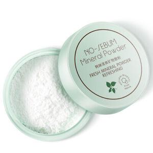 No Sebum Mineral Powder Smooth Makeup And Oil Control 5g