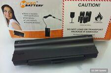 MicroBattery 9 Cell Li-Ion 11.1V 7.8Ah 87wh Battery Akku für Sony VGP-BPL9, NEU