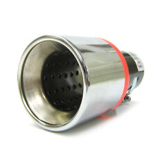 Exhaust Tip Trim Pipe Tail Muffler Sport For Mazda 2 3 5 Demio Premacy Xedos MPV