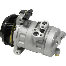 A/C Compressor-DKS17D Compressor Assembly UAC fits 07-11 Jeep Wrangler