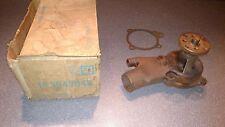 GM 1962 - 1975 Chevrolet Buick Pontiac Water Pump NOS Part # 3947042