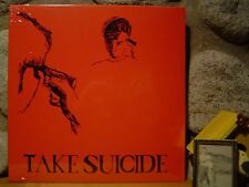 "FLO & ANDREW Take Suicide 12""/1981 Italy/Minimal Synth/Korg KR-55/Boss DR-55/NEW"