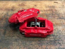 Porsche Cayman 987 Boxster 997 Red Calipers OEM Brembo 99735105114 99735105214