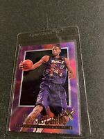1996-97 - SkyBox - E-X 2000 - Marcus Camby - Rookie Card - Toronto Raptors