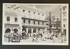 1955 Haiti Morristown New Jersey Cartagena Colombia Real Picture Postcard Cover