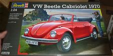 Revell 1970 VW BEETLE CABRIOLET 1/25 Model Car Mountain KIT FS 7078 VOLKSWAGEN