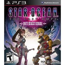 Star Ocean: The Last Hope International [PlayStation 3 PS3, Action JRPG] NEW