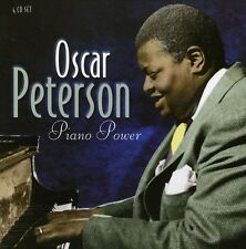 Oscar Peterson - Piano Power [New CD] UK - Import
