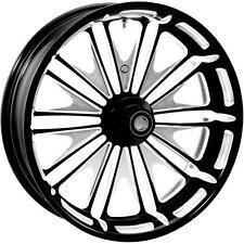 RSD 12047106BSSJBM Boss Contrast Cut Front Wheel 21x3.5 Black