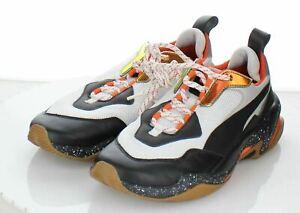 Y34 $120 Men's Sz 9.5 M Puma Thunder Electric Sneakers In Multicolor