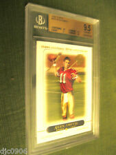 Alex Smith RC 2005 Topps 50th Anniversary Rookie Beckett GEM BGS9.5-49ers/Chiefs