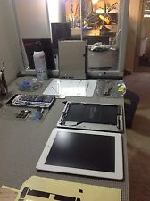 iPad 1st generation broken cracked digitizer glass screen repair service