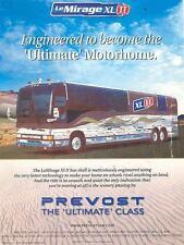 2000 Prevost Le Mirage XLII RV Motorhome Ad wf1889-IBD19W