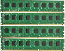 New 16Gb 4x4Gb Pc3-106001333Mhz Desktop Memory for Hp Compaq Pro 3130 Minitower