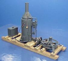 O/On3/On30 WISEMAN MODEL SERVICES DOLBEER SINGLE SPOOL DONKEY ENGINE KIT